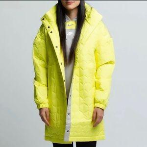 New Nike NSW Sportswear Quilted Jacket CU6691-757